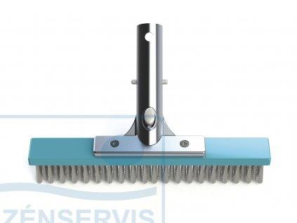 411006 Reinigungsbuerste Edelstahlborsten 25 cm