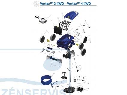Vortex3 4WD Vortex4 4WD