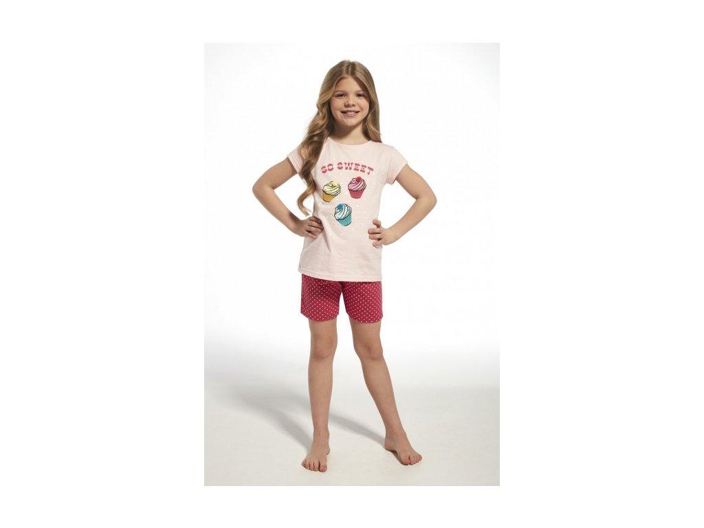 Dívčí pyžamo Cornette 253/63, 254/63