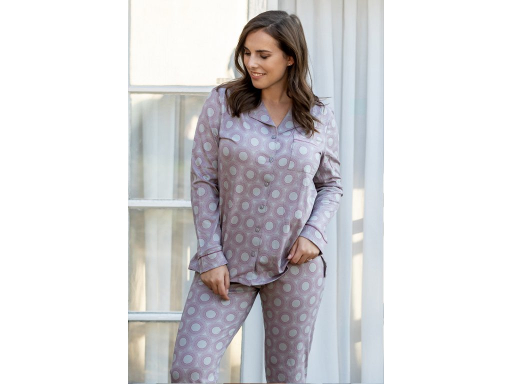 Propínací pyžamo Pleas 164514