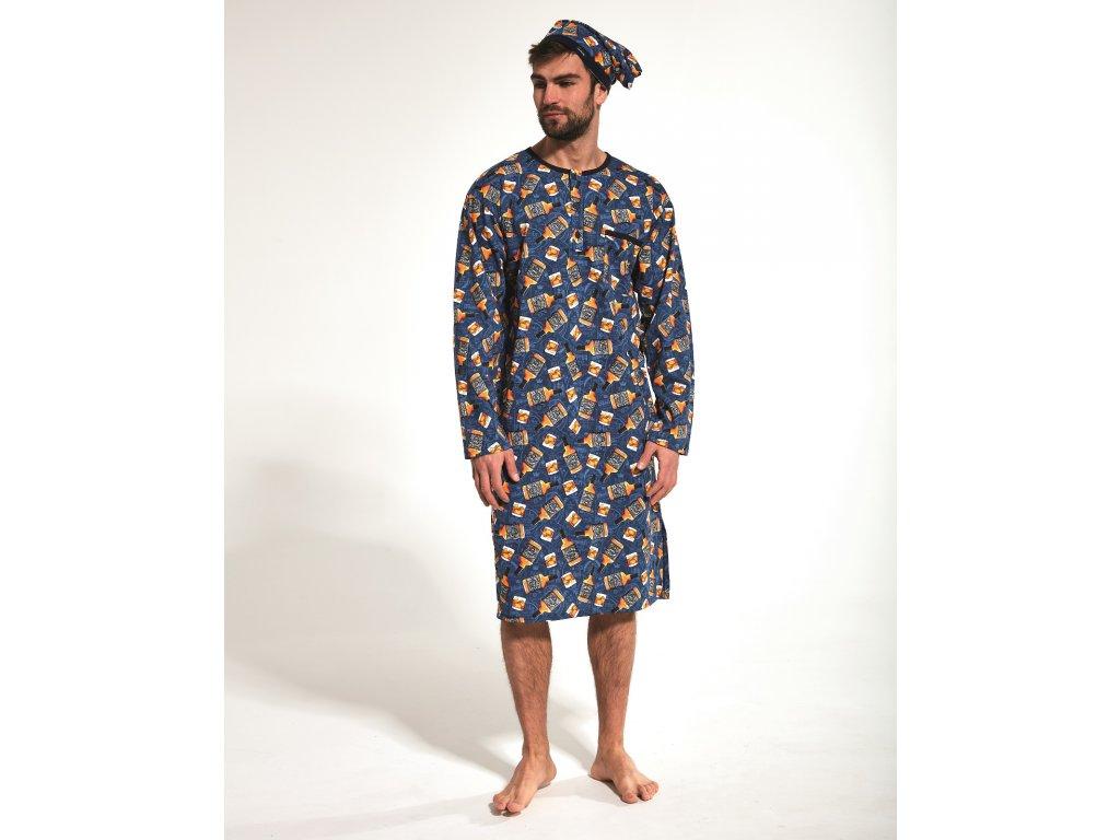Pánská noční košile Cornette 110-653901