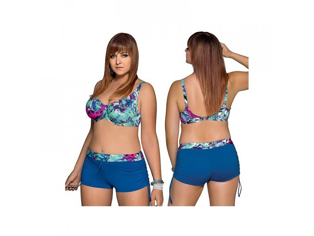 Dvoudílné plavky s kosticemi Lorin 6270