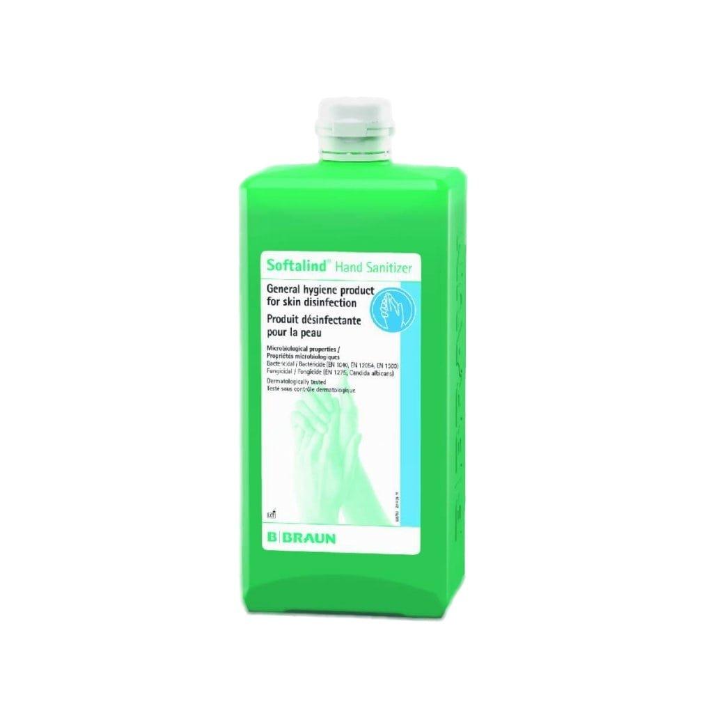 B.Braun Softalind Hand Sanitizer 1000 ml min