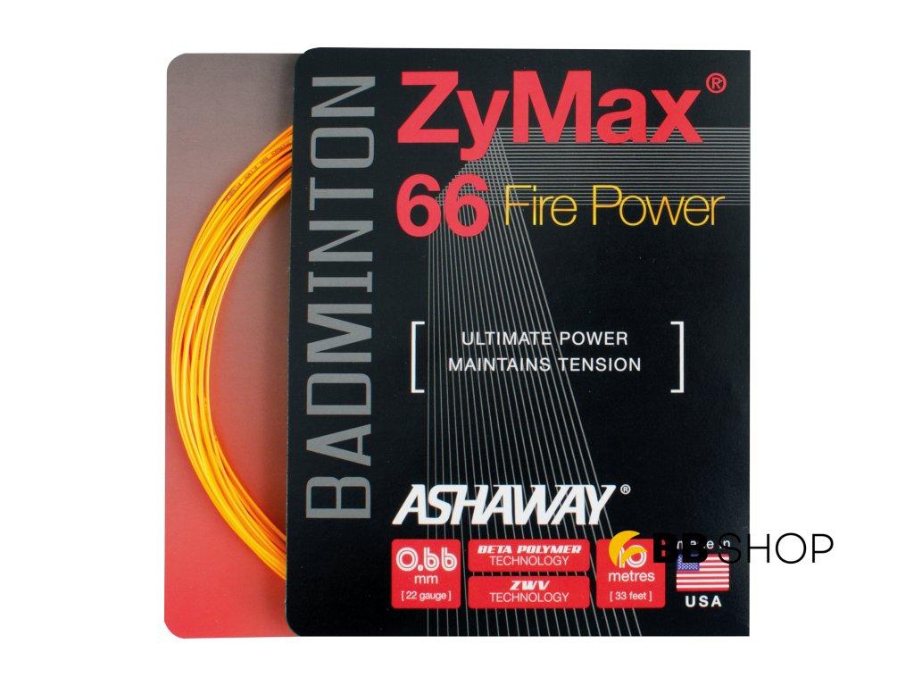 900 662 180 8 1 zymax 66 fire power orange set