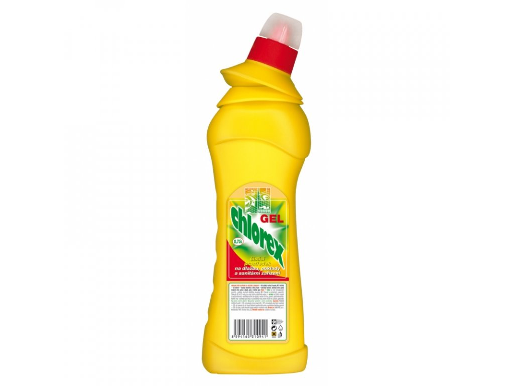 chlorex gel 750ml