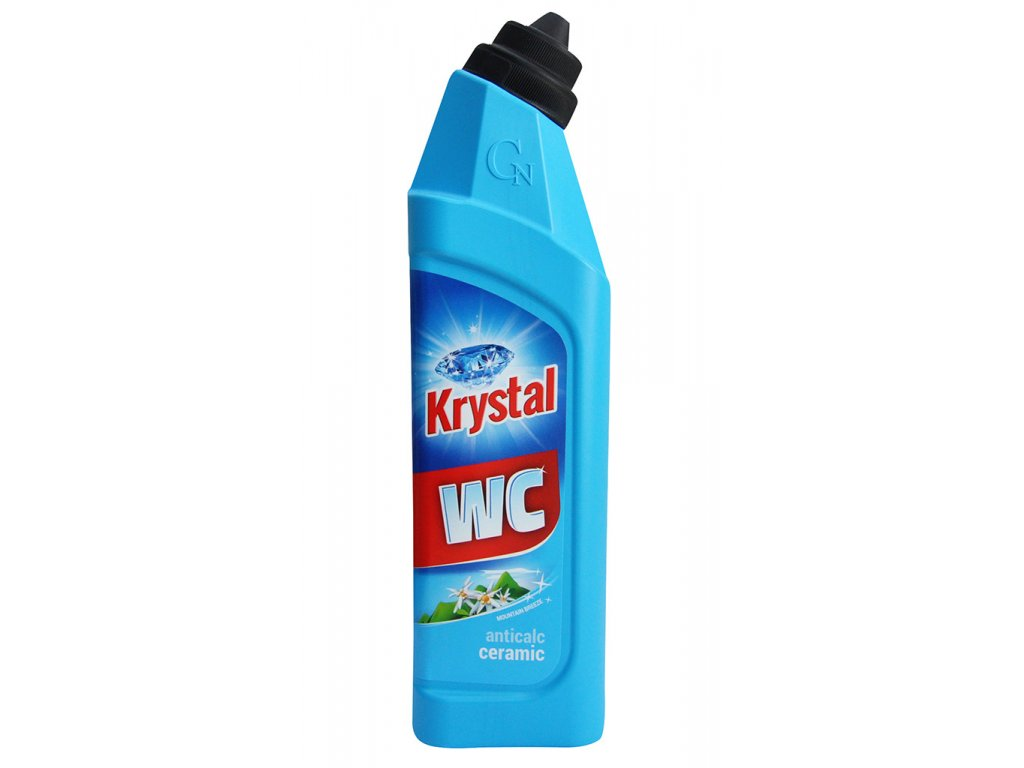 659 krystal wc kysely na keramiku modry 750 ml
