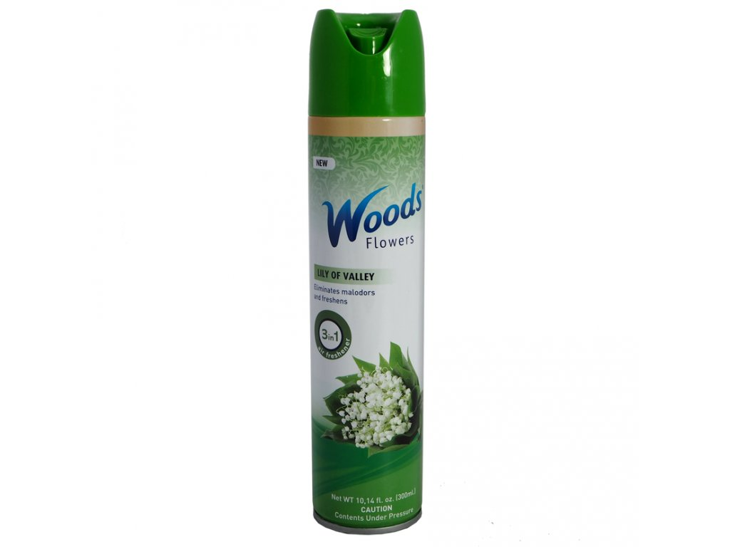 woods freshener lily of the valley