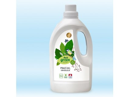 real green praci gel 1,5l