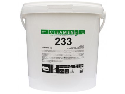 2081 cleamen 233 tabletova sul 10kg