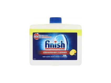 FINISH čistič myček 250 ml 749001 Finish Lemon Sparkle cistic mycky 250ml