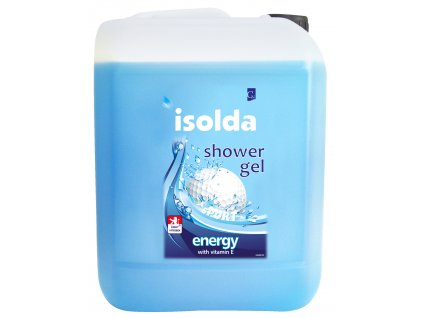 Isolda energy sprchovy gel 5l