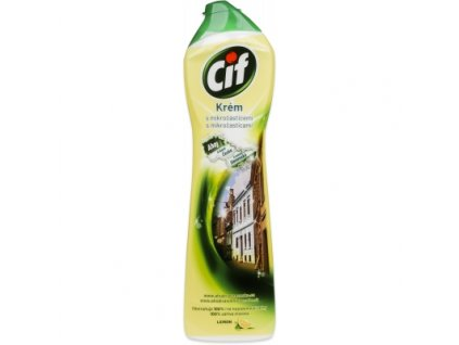 CIF Cream Lemon 500 ml 8ff17170418b74ea117890342f0b27ab 400