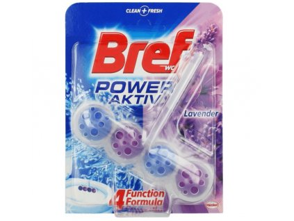 Bref power aktive levander fialova 50 g bceshop
