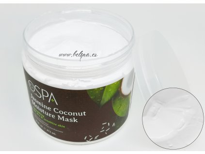 SPA59117 Jasmine Coconut Moisture Mask 473ml kopie