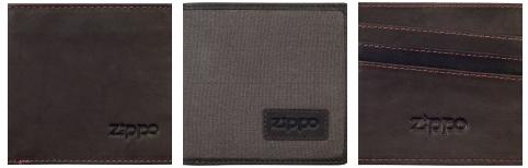 Nově také Zippo peněženky