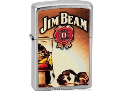 Zippo Jim Beam