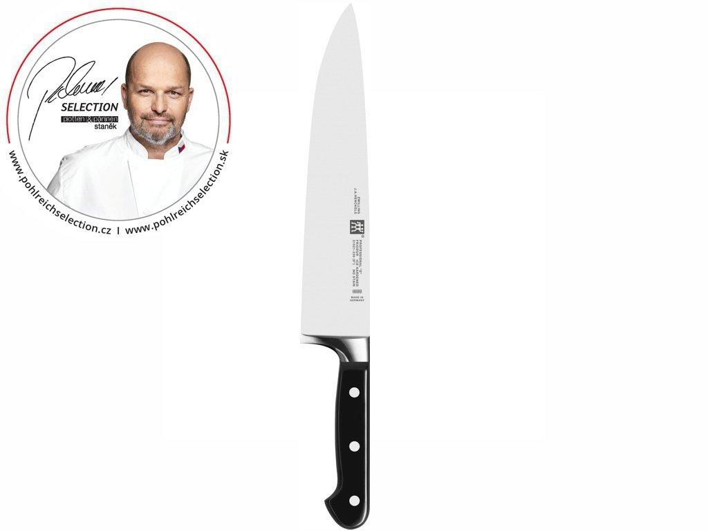 """Zwilling PS Professional """"S"""", kuchařský nůž, 23 cm"""