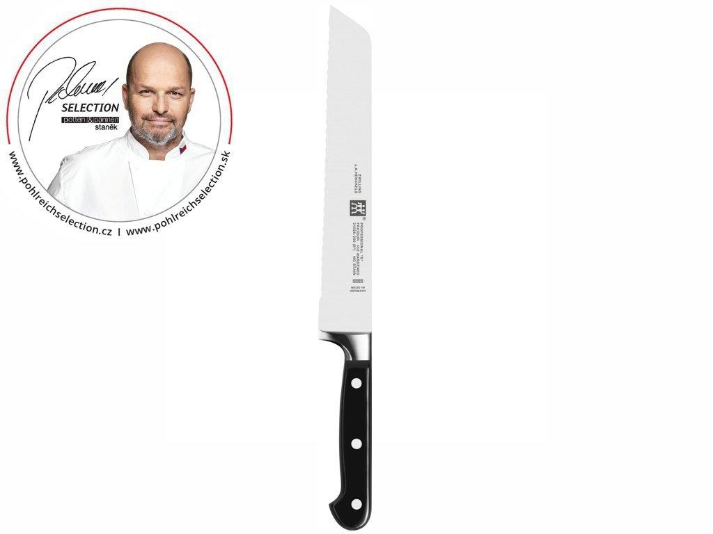 "Zwilling PS Professional ""S"", nůž na chleba, 20 cm"