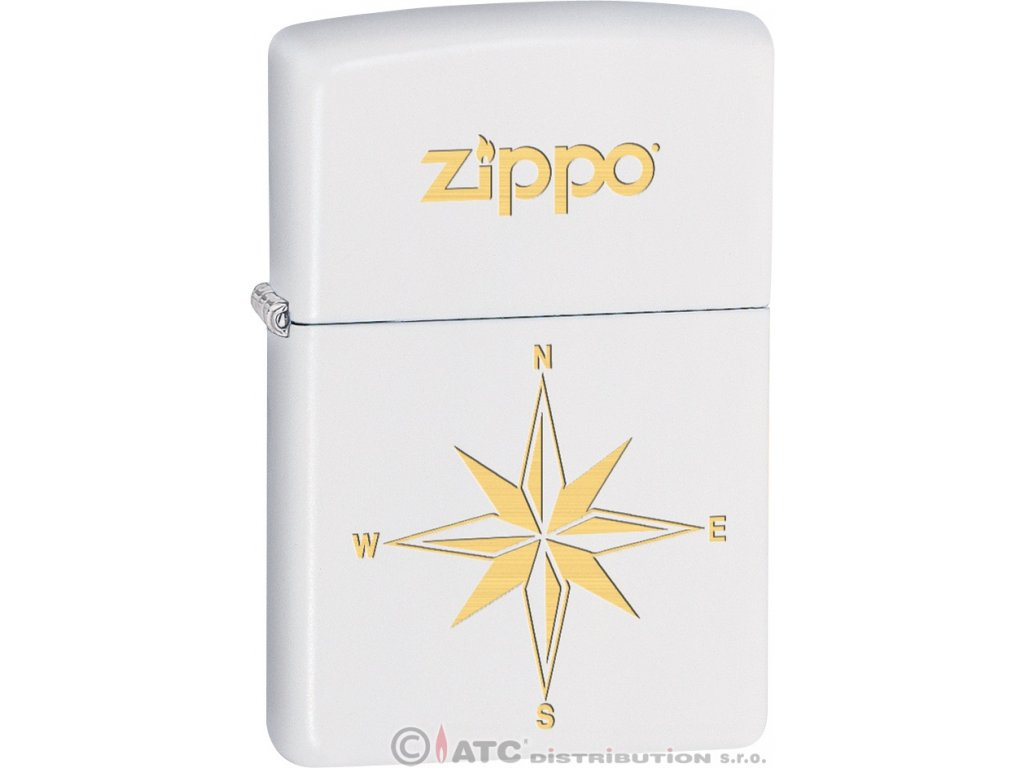 Zapalovač Zippo STAR 26525