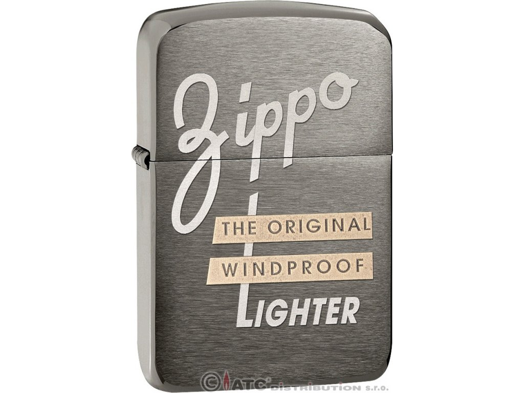 Zapalovač Zippo ZIPPO ORIGINAL WIND 25371