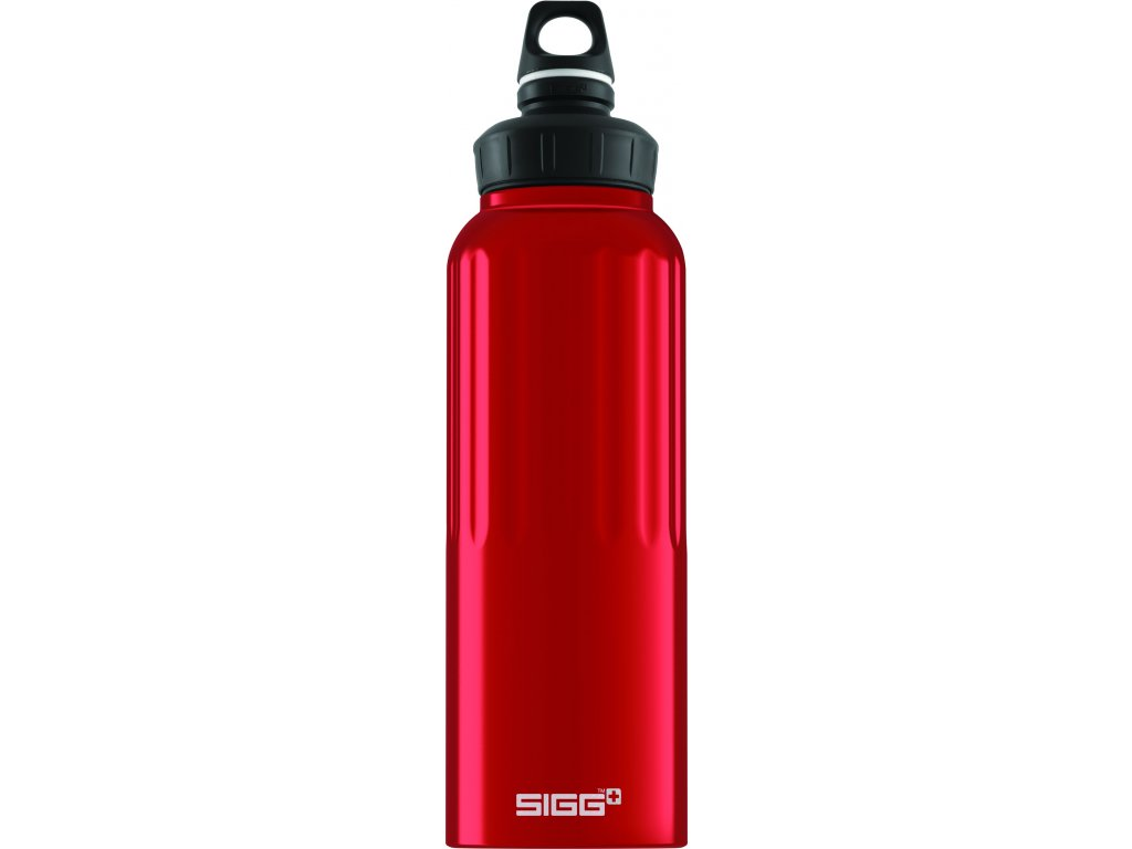 Láhev SIGG WMB Traveller Red 1,5 l