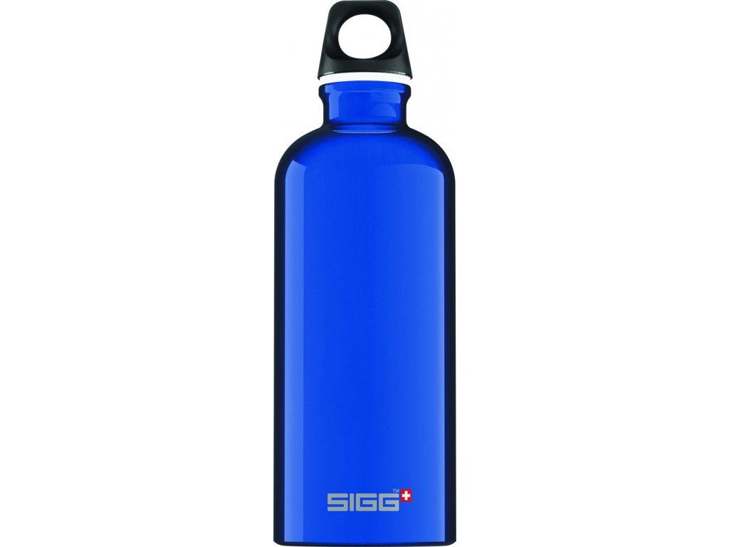Láhev SIGG Traveller Dark Blue 0,6 l