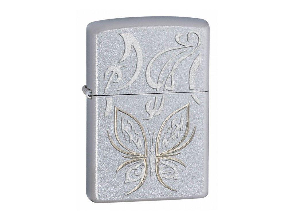 Zapalovač Zippo Golden Butterfly 24339