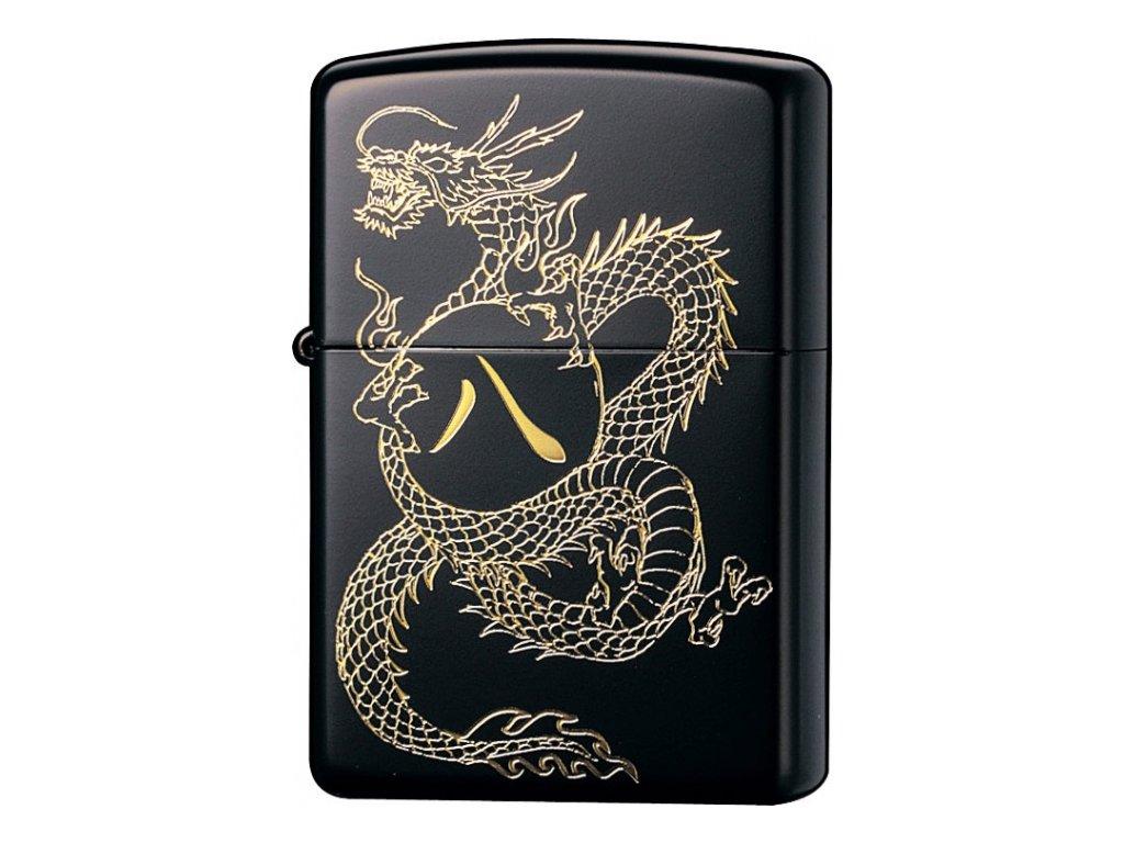 Zapalovač Zippo Tribal Dragon 26455