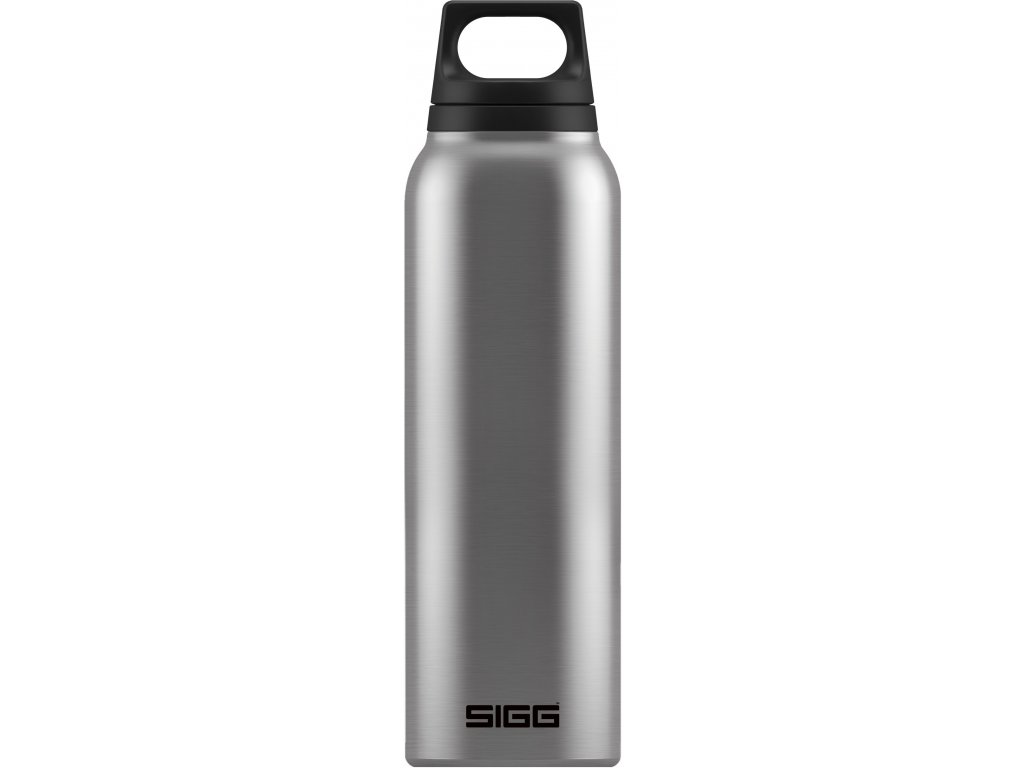Termoska SIGG HOT&COLD, brushed 0,5 l