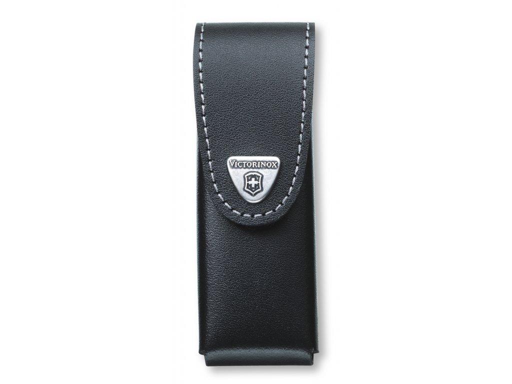 Černé kožené pouzdro na nože 111mm (4.0523.3)