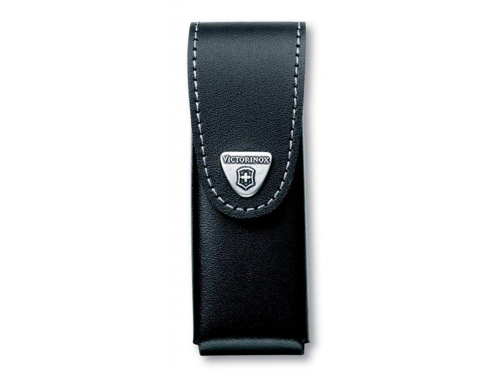 Černé kožené pouzdro na nože 111mm (4.0524.3)