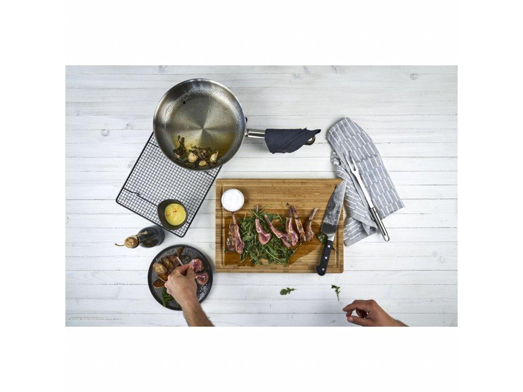 Bambusové prkénko Zwilling, 35 x 25 x 3 cm