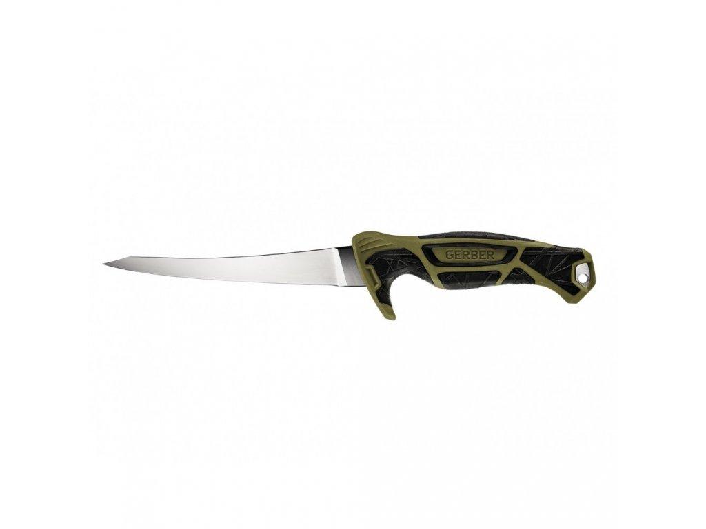 """Filetovací Nůž Gerber Controller 6"""""""