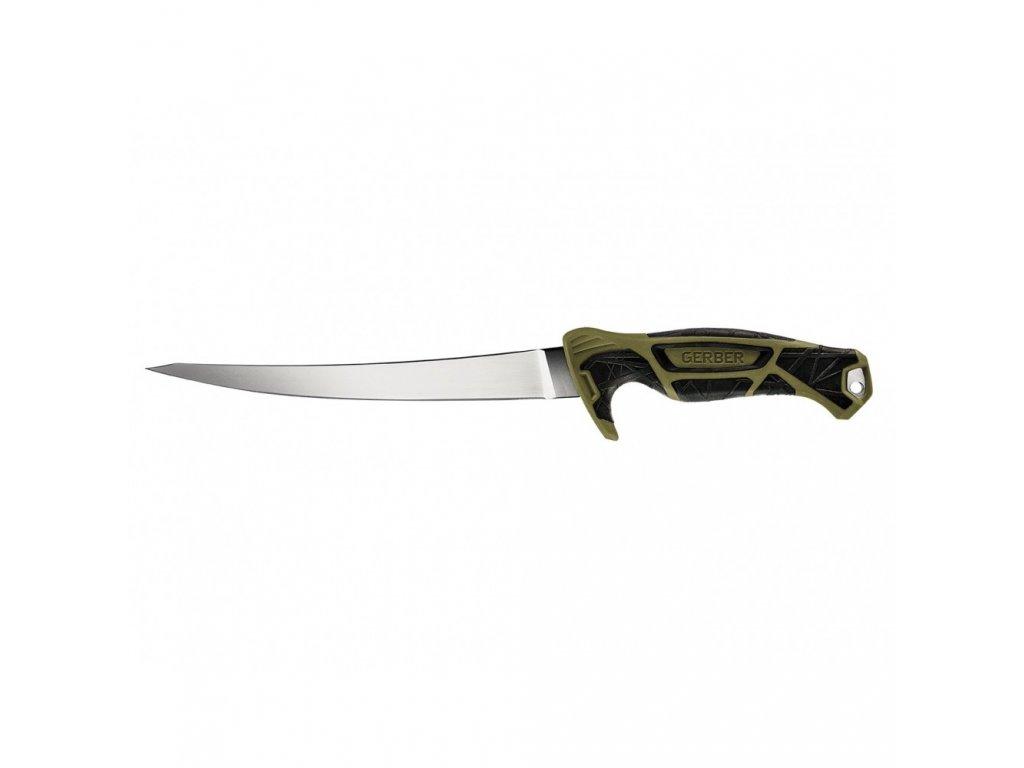 """Filetovací Nůž Gerber Controller 8"""""""