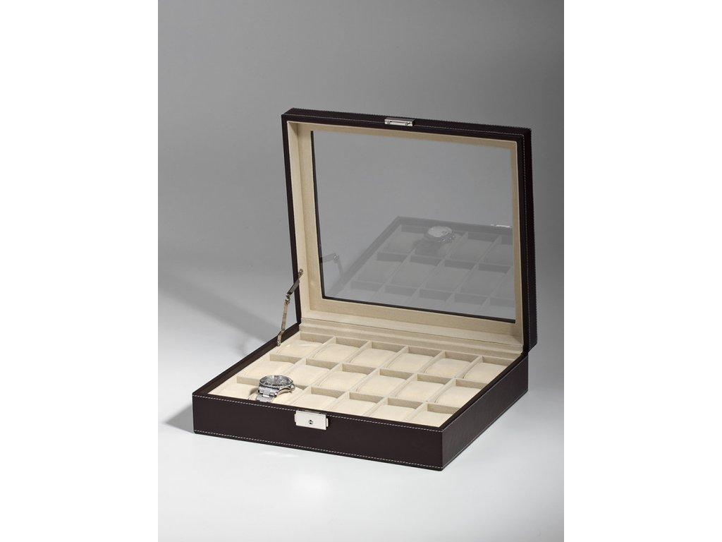 Box na hodinky Rothenschild RS-1123-18DBR