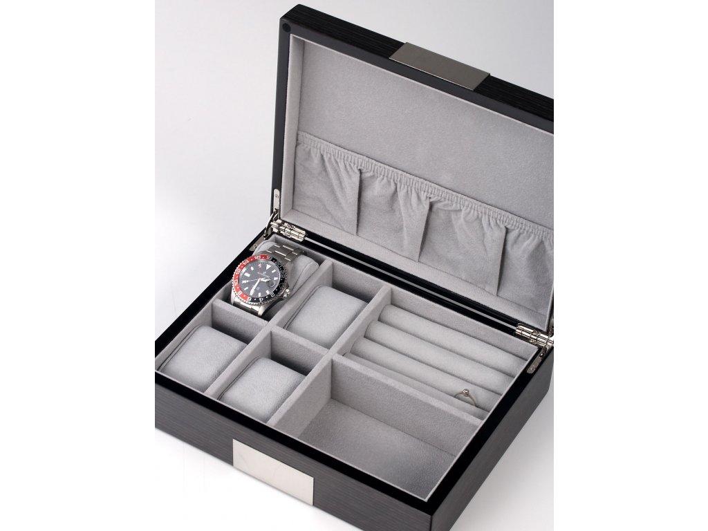 afad0a2d728 Box na hodinky a šperky Rothenschild RS-2272-6 - be-ready.cz