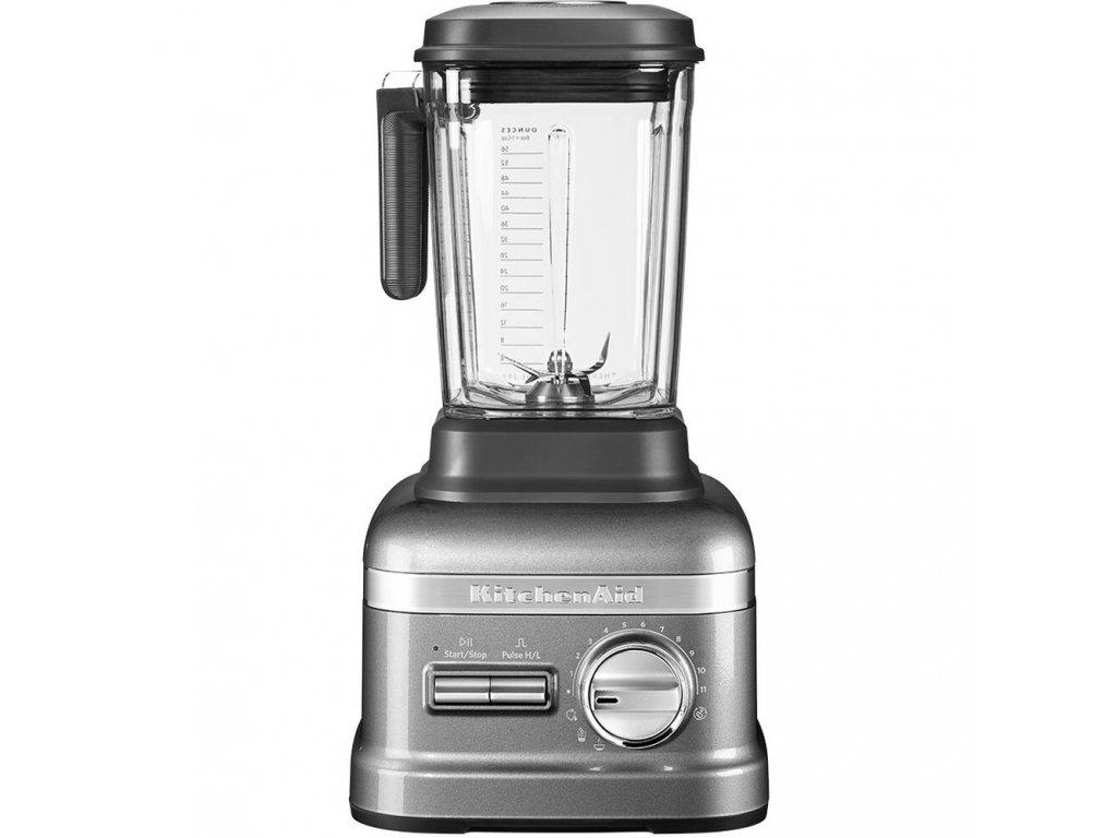 Mixér Kitchen Aid Pro Line Power Plus 5KSB8270, stříbřitě šedý