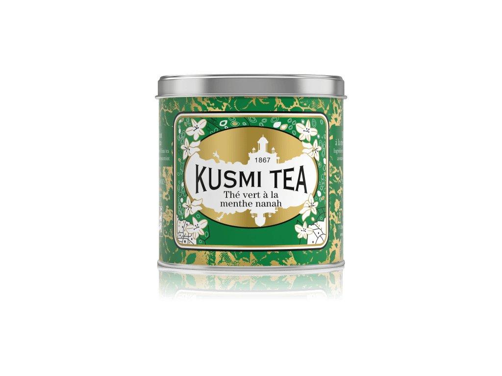 Kusmi Tea Green Tea with Mint, plechovka 250g