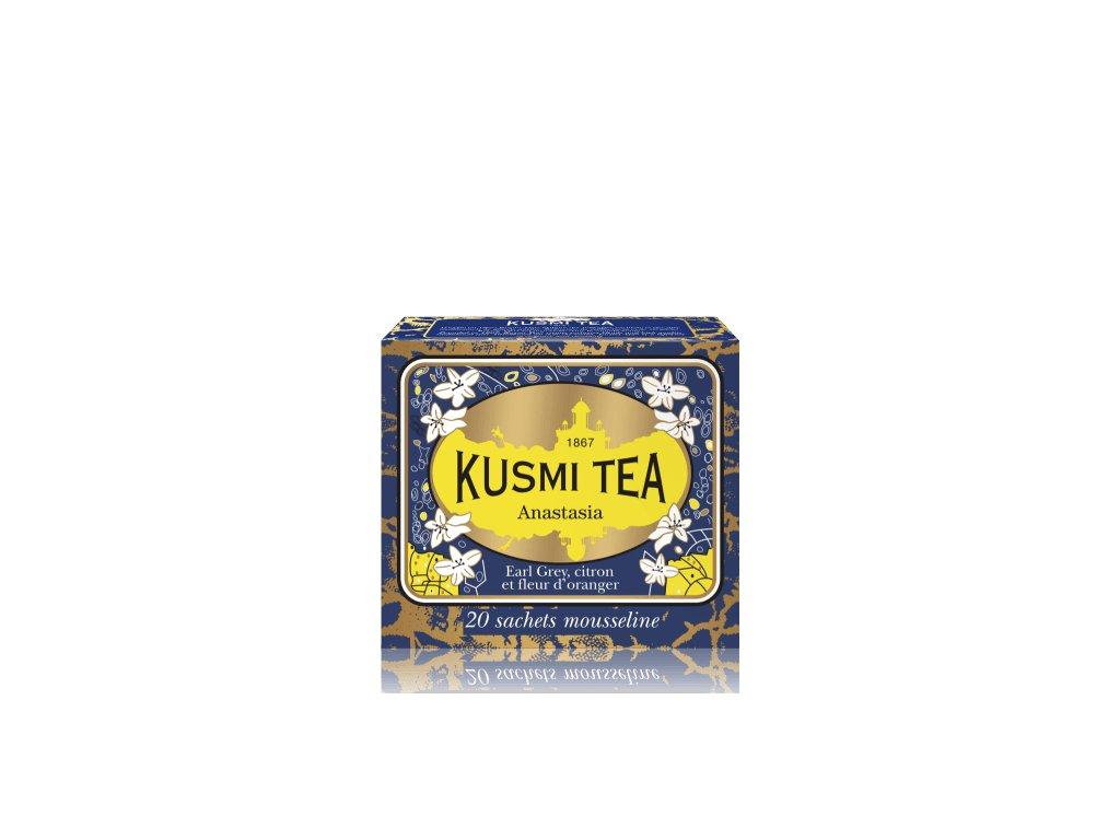 Kusmi Tea Anastasia, 20 mušelínových sáčků