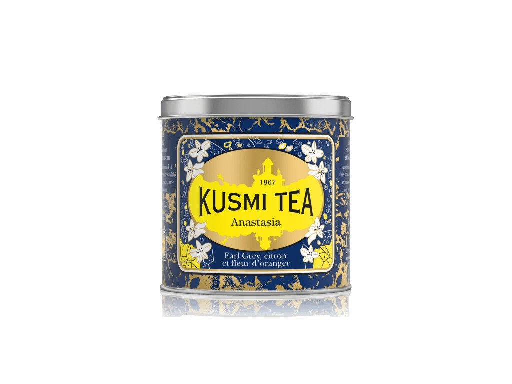 Kusmi Tea Anastasia, plechovka 250 g