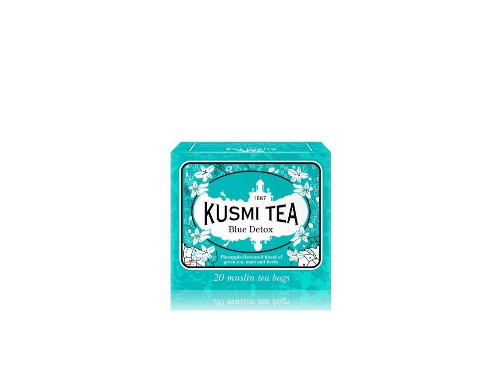 Kusmi Tea Blue Detox, 20 mušelínových sáčků