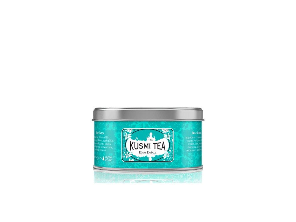 Kusmi Tea Blue Detox, plechovka 125 g