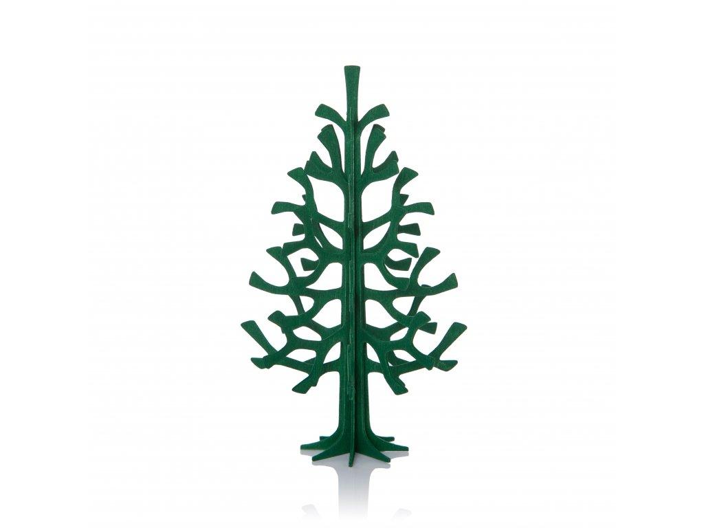 116 lovi smrk 14 cm barva tmave zelena