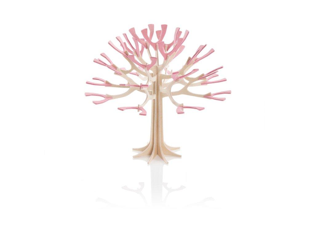 137 lovi rozkvetla tresen 11 5 cm barva ruzova