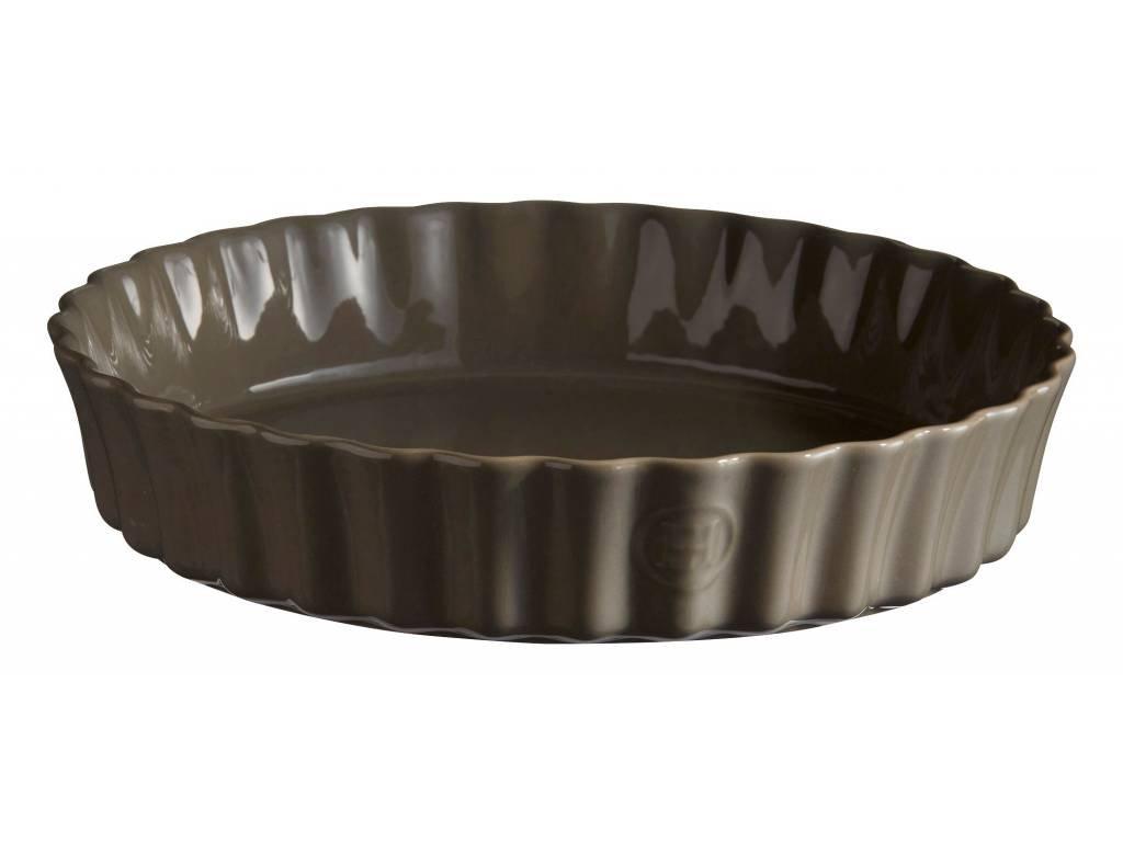 Hluboká koláčová forma Emile Henry - průměr 24 cm, fenyklová