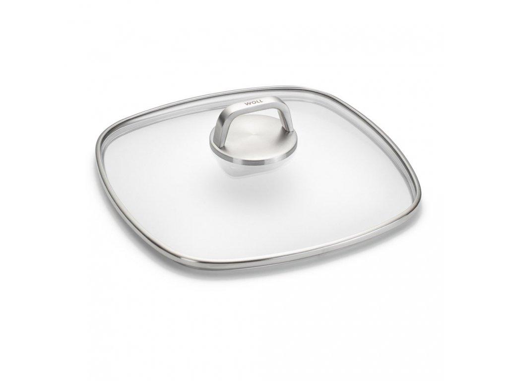 WOLL Diamond Lite Pro skleněná poklice 28x28 cm