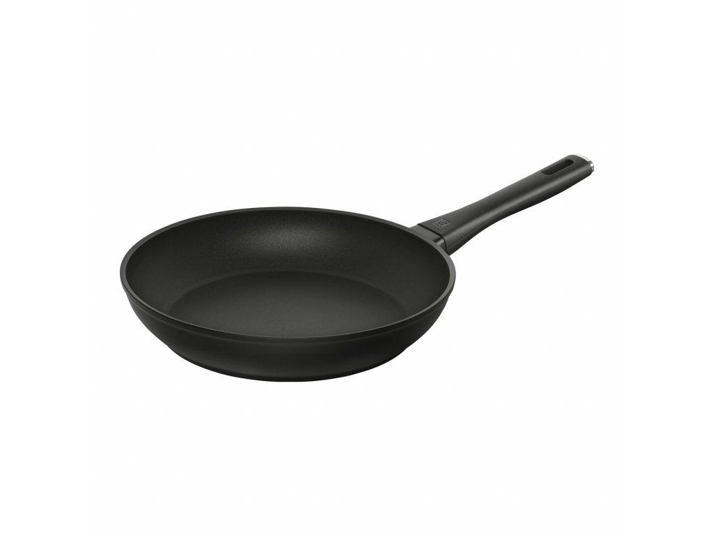Zwilling Madura Plus pánev s nepřilnavým povrchem 26 cm, hliník, černá
