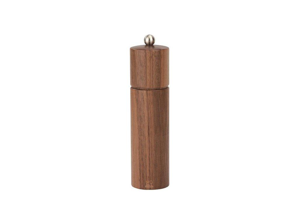 PEUGEOT CHATEL mlýnek na sůl, 21 cm, oříškový