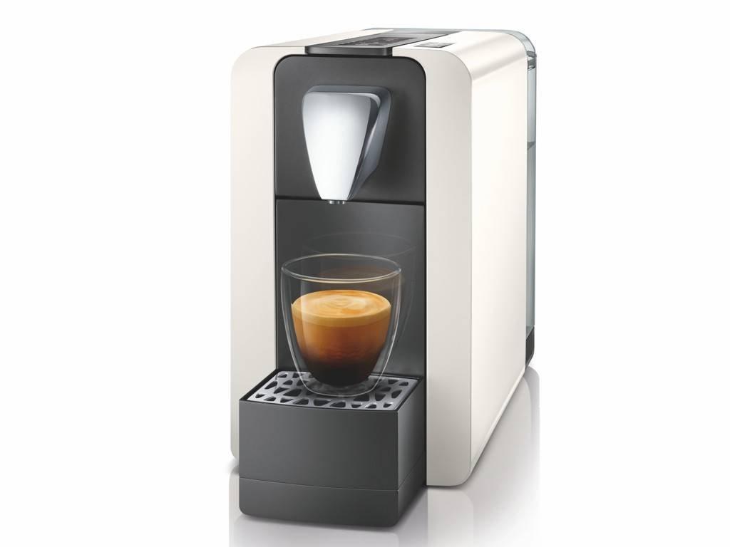 Kávovar Cremesso Compact One II Cream White
