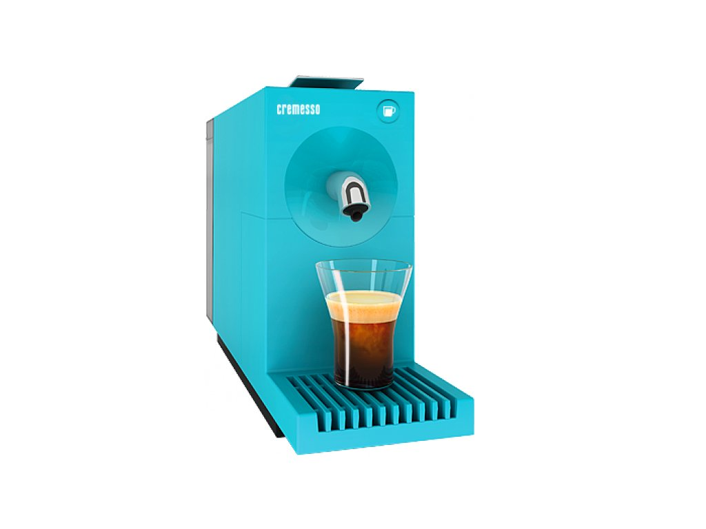 Kávovar Cremesso UNO Pool Blue